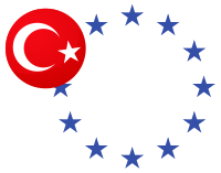 Turkey EU Accession Logo