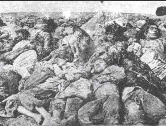 1915 Armenian Killings - Nation Of Turk