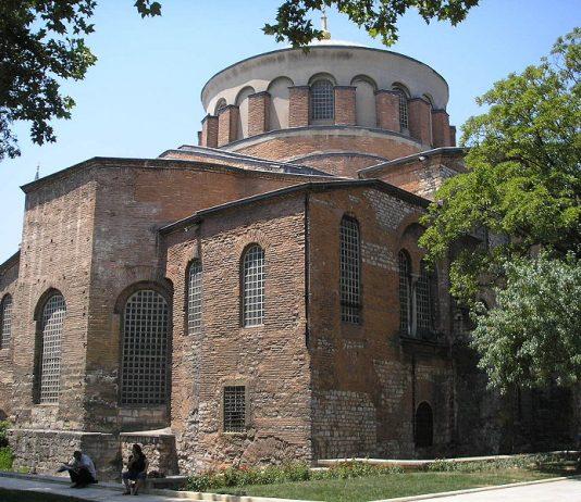 Aya Irini, Istanbul