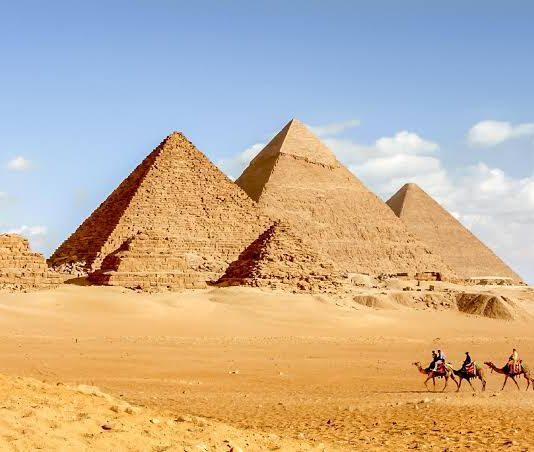 Masar - Egypt Pyramids