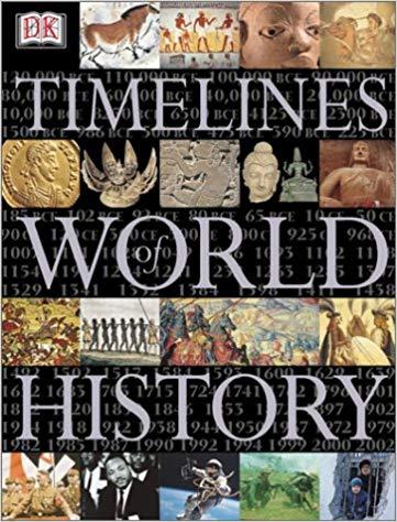 Timelines of World History by John B. Teeple
