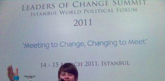 Leaders of change summit