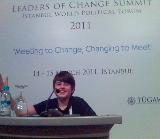 Leaders of change summit