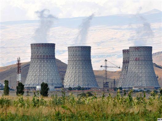 Nuclear Santral