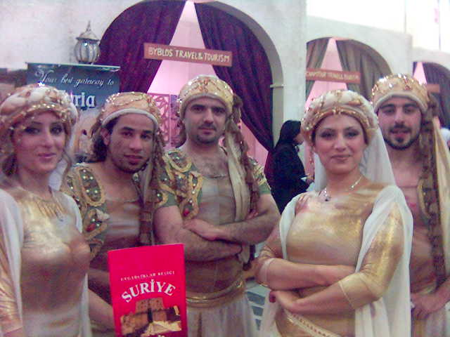 Tourism Exhibition in Istanbul - Nation Of Turks