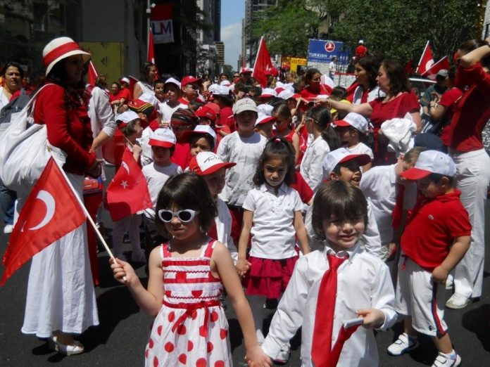 Turkish Parade - Nation of Turks