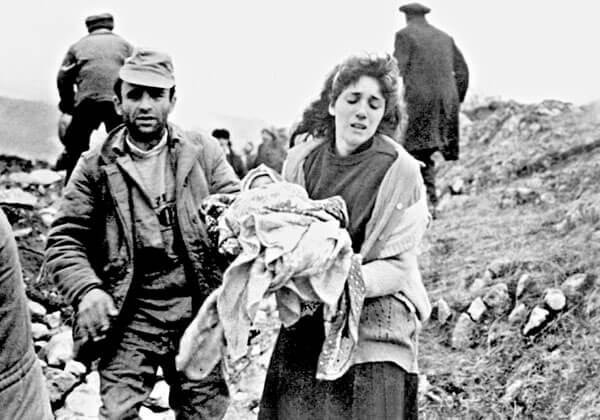 Hocali Massacre - Nation Of Turks