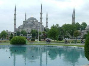 Sultanahmet Camii (Blue Mosque) - Nation Of Turks