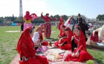 Novruz Celebration in Sumgayit
