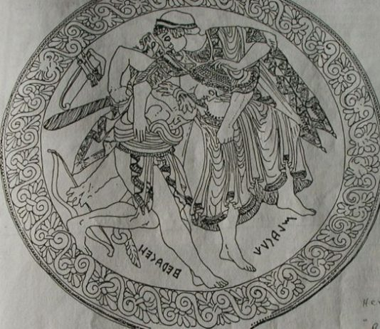 Etruscan Mirror - Nation Of Turks