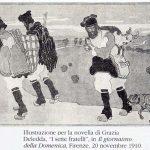 """Sardinian (Saridonian) """"Yellow Pants"""" men"""