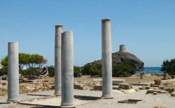 The Sardinian Capital City NORA - Nation Of Turks