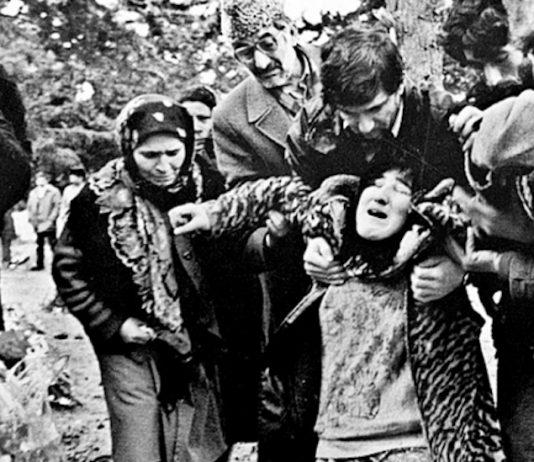 Hocali Genocide - Nation of Turks