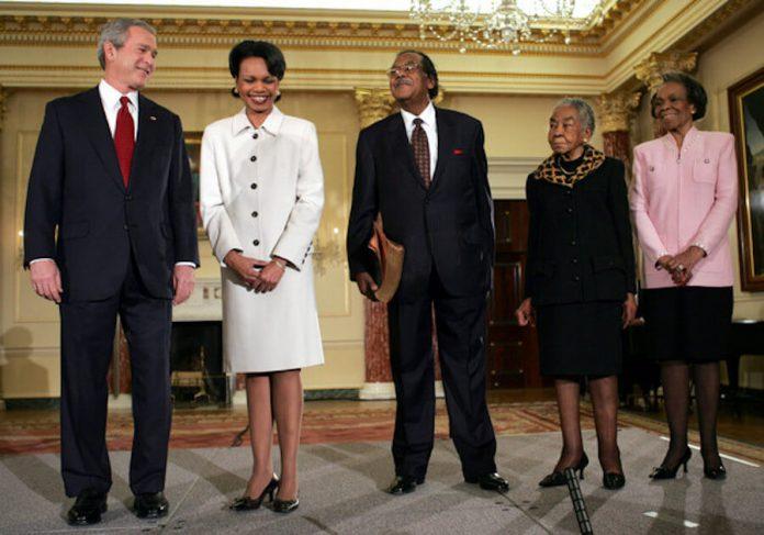 Condoleezza Rice - Nation of Turks