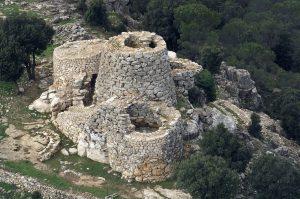 Sardinian Nuraghe NATION of Turks