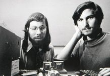 Steve Jobs and Steve Wozniak - Nation Of Turks