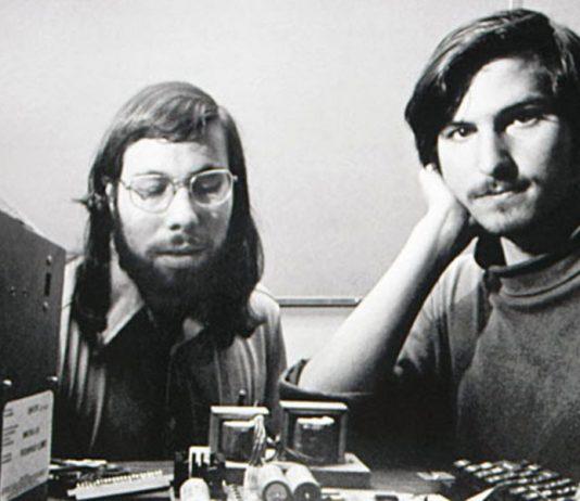 Steve Jobs and Steve Wozniak - Nation Of Turks