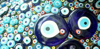 Evil Eye - Nazar Boncugu - Nation of Turks
