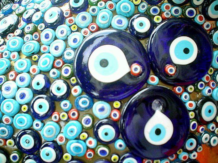 Evil Eye - Nazar Boncugu - Nation of Turks