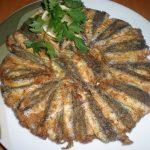 Hamsi Kizartmasi (Fried Anchovy)