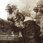 Ataturk Canakkale Savsinda