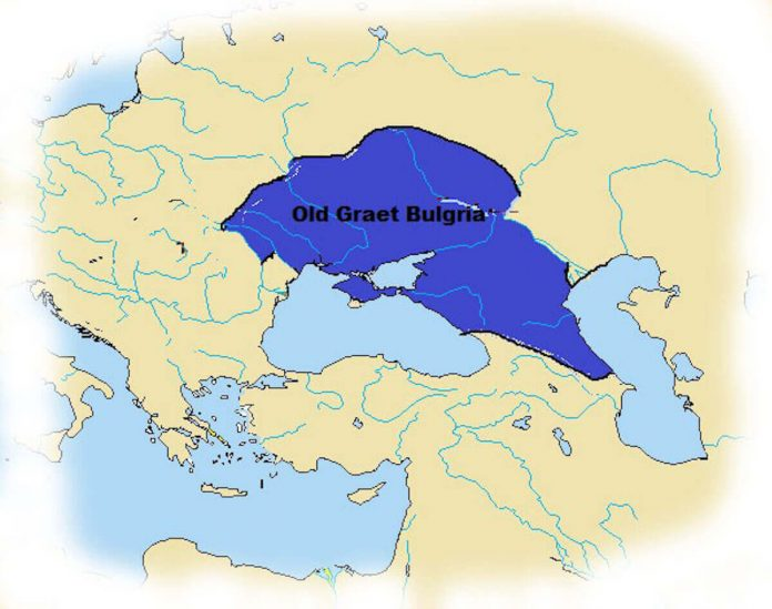 First Bulgarian Kingdom